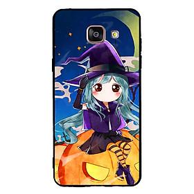 Hình đại diện sản phẩm Ốp lưng Halloween viền TPU cho điện thoại Samsung Galaxy A5 2016 - Mẫu 04