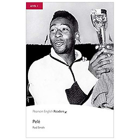 Level 1: Pele Book and CD Pack (Pearson English Graded Readers)