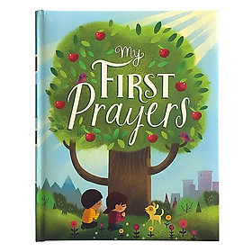 My First Bible Prayers