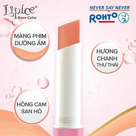 Son dưỡng có màu tự nhiên Lipice Sheer Color 2.4g-2