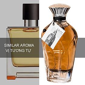 Nước hoa nam chính hãng LONKOOM hương gỗ mùi thơm 100ml