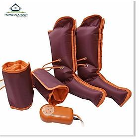 Máy massage thon gọn đùi và chân hoặc các bộ phận khác, nén khí lưu thông máu  Hàng
