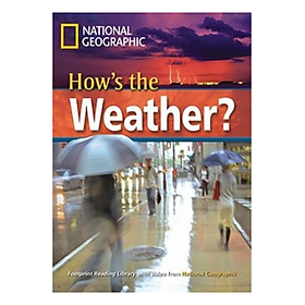 How's the Weather?: Footprint Reading Library 2200