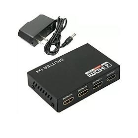 Hình đại diện sản phẩm Bộ chia từ 1 cổng HDMI ra 4 cổng HDMI - HDMI Splitter 1x4 cổng