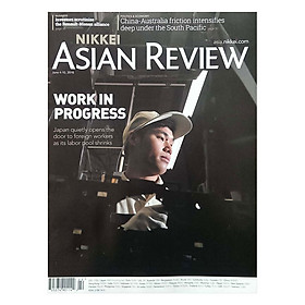 [Download Sách] Nikkei Asian Review: WORK IN PROGRESS - 22