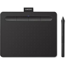 Bảng Vẽ Thiết Kế Đồ Họa Chuyên Nghiệp Hỗ Trợ Đa Nền Tảng PC,Laptop,Smartphone chạy cả trên Windows/Mac lẫn Android/IOS Wacom Intuos S CTL-4100 PD - Hàng Chính Hãng