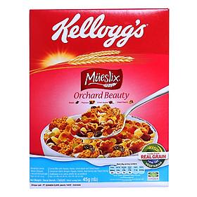 """Thức ăn ngũ cốc Kellogg""""s Mueslix Orchard - hộp 45gr"""