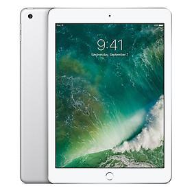 iPad WiFi 128GB New 2018 - Hàng Nhập Khẩu Chính Hãng - Silver
