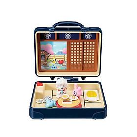 Bộ đồ chơi kỉ niệm BT21 du lịch Nhật Bản