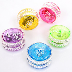 Luminous Led Yo-Yo Ball Kids Toy Birthday Festival Gift - Random Color