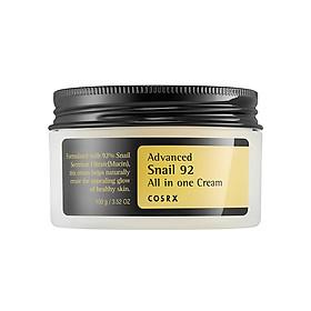Kem Dưỡng Ẩm COSRX Advanced Snail 92 All in One Cream (100g)