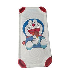 Giường lưới Doraemon - Chân đỏ