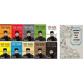 Combo Truyện Về 2 Nhận Vật Nổi Bật Nhất Thời Tam Quốc: Khổng Minh Gia Cát Lượng + Bộ 10 Tập Tào Tháo Thánh Nhân Đê Tiện