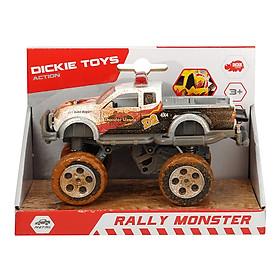 Đồ Chơi Xe Địa Hình Dickie Toys Eat My Dust Rally Monster - 15 cm (Giao Ngẫu Nhiên)