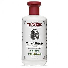 Nước Hoa Hồng Không Cồn Thayers Phiên Bản Gốc - Thayers Witch Hazel Original 355ml (Dành cho da nhạy cảm, da khô, da thường)