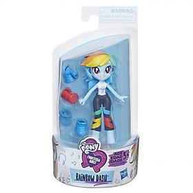 EG - Búp bê Rainbow Dash MY LITTLE PONY E4237/E3134