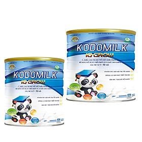 Combo 02 Hộp Sữa dinh dưỡng KODOMILK – IQ GROW 900G