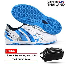 Giày đá banh sân Futsal - Flash IC (Tặng túi đựng giày)