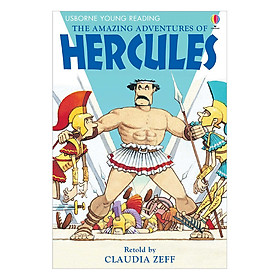 Usborne Young Reading Series Two: The Amazing Adventures of Hercules