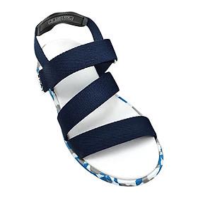 Giày Sandal Nam SHAT CHM002 - Camo Xanh Dương