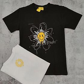 Áo thun Unisex W2P thun cotton 100 hình in chất lượng peace and hope bạn mua áo ulzzang