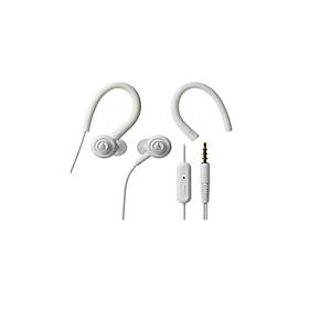 Tai nghe nhét tai Microphone ATH-COR150IS/WH Audio-Technica