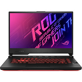 Laptop ASUS ROG Strix G15 G512-IAL001T (Core i7-10750H/ 8GB DDR4 3200MHz/ 512GB SSD PCIE G3X4/ GTX 1650Ti 4GB GDDR6/ 15.6 FHD IPS, 144Hz/ Win10) - Hàng Chính Hãng