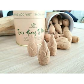 Nhang Nụ Trầm Hương Tự Nhiên Sạch - 100% Organic Giúp Tinh Thần Thư Giãn, Giảm Căng Thẳng Với Hương Thơm Dịu Nhẹ (100G)