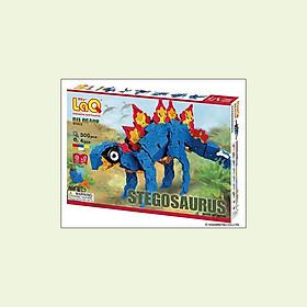 Đồ Chơi Ráp Hình LaQ Dinosaur World Stegosaurus