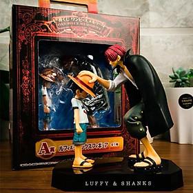 Mô hình Luffy & Shanks - One Piece