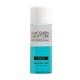 Nước Tẩy Trang Mắt & Môi Macqueen Make Up Remover For Eyes & Lips