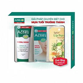 Bộ sản phẩm ngăn ngừa mụn tuổi trưởng thành Acnes 25+