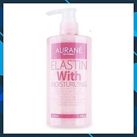 Gel dưỡng tạo kiểu tóc xoăn Aurane Elastin with Moisturizing 325ml
