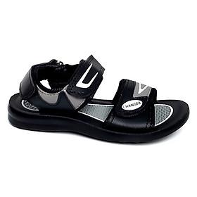 Giày sandal trẻ em thời trang T255K130 - Đen