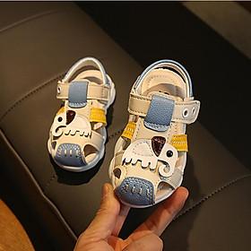 giày sandal tập đi cho bé trai Ankids506 bé 9 đến 25 tháng