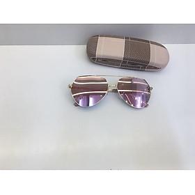 Kính mát nữ hồng mắt ruồi tráng gương điệu đà PT3015,UV400