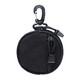Coin Earphone Key Pouch Molle Gadget Pouch  Accessory Bag