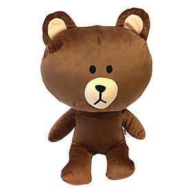 Hình đại diện sản phẩm Gấu Bông Gấu Brown 3 (40cm)