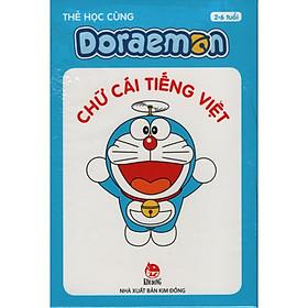 Thẻ Học Cùng Doraemon - Chữ Cái Tiếng Việt (Kim Đồng)