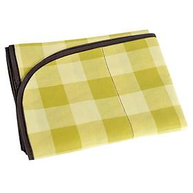 Tấm Khăn Phủ Tủ Lạnh Bằng Vải Không Dệt Có Nhiều Túi Để Đồ - Giao Màu Ngẫu Nhiên