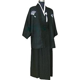 Bộ Đồ Kimono Nam Phong Cách Samurai Trang Phục Yukata Nam Nhiều Màu Sắc Cho Khách Lựa Chọn
