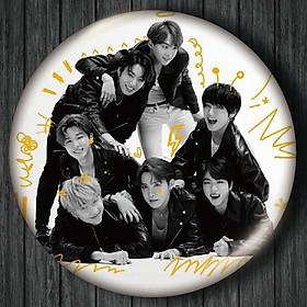 Huy hiệu mới 2020 Kpop Bangtan Boys album Map Of The Soul 7