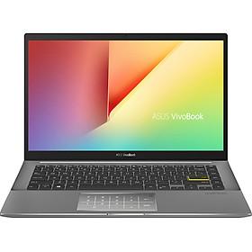 Laptop Asus VivoBook S14 S433EA-EB099T (Core i5-1135G7/ 8GB DDR4 3200MHz/ 512GB SSD M.2 PCIE G3X2/ 14 FHD IPS/ Win10) - Hàng Chính Hãng