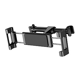 Giá đỡ cho điện thoại máy tính bảng lắp sau ghế dùng cho ô tô xe hơi hiệu Baseus (xoay 360 độ, tiện dụng, phù hợp nhiều dòng xe) - Hàng chính hãng