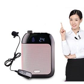 Máy trợ giảng aproro T9 2.4G phiên bản micro cài ve áo ( hàng nhập khẩu )
