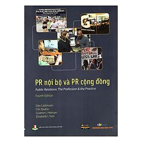PR Nội Bộ Và PR Cộng Đồng