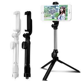 Gậy Chụp Ảnh Tự Sướng Selfie, Tripod XT10 Kết Nối Bluetooth - DT070
