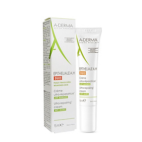 Aderma Epitheliale AH Duo - Ultra Repairing Cream (15ml)