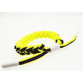 Combo 3 vòng đeo tay phản quang đan len nam nữ phong cách siêu hot V14