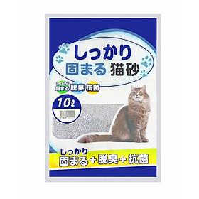 Cát vệ sinh cho mèo - Cát Nhật 10L